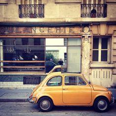Paris, by mattrubin