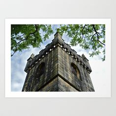 'Batley Parish Church 02' by Curt Phillips