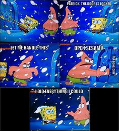 Spongebob Funny Moments