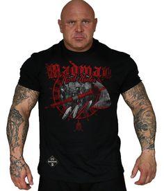 Koszulka 'Hunter' - przód ---> Streetwear shop: odzież uliczna, kibicowska i patriotyczna / Przepnij Pina!