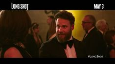 """Long Shot is in theaters everywhere May 3 starring Seth Rogen and Charlize Theron - the must-see on-screen pairing you didn't know you wanted star in """"the first must-see comedy of Long Shot, Charlize Theron, Powerful Women, Make Me Smile, Comedy, Shots, Jokes, Husky Jokes, Memes"""