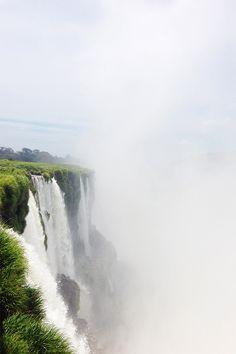 Travel Inspiration | Iguazu Falls, Argentina.