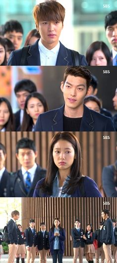 The Heirs Eps. 5 it's getting interesstttiiinggg :)