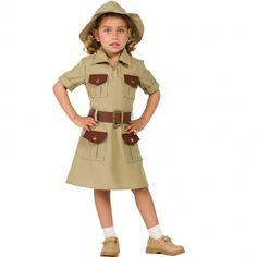 Disfraz de Exploradora Jungla para niña  disfraces  carnaval  novedades2018 7314ab57af8