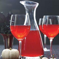 Throw a Halloween vampire party | Pomegranate Punch | AllYou.com