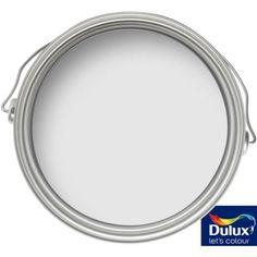 Dulux White Mist - Matt Emulsion Colour Paint - 50ml Tester