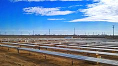 3.4 MW design-bid-build project produced for Borrego Solar on the Edwards Air Force Base and permitted by the Army Corps of Engineers.