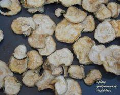 Κολοκύθια: διατήρηση με αποξήρανση ή με κατάψυξη - cretangastronomy.gr Appetisers, Diy And Crafts, Stuffed Mushrooms, Banana, Cookies, Chicken, Meat, Vegetables, Desserts
