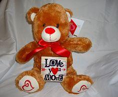 "Valentines12.5"" Brown Plush Bear with Red Satin Ribbon an... https://www.amazon.com/dp/B01MU8GHFW/ref=cm_sw_r_pi_dp_x_akwEybNHME1J6"