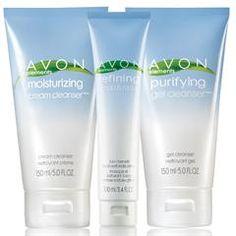 Avon Elements Gentle Cleansing Trio