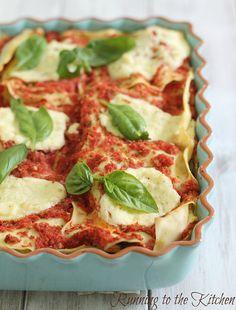 Nice  Lasagna