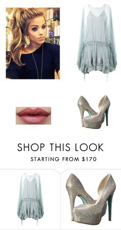 """Untitled #1230"" by pandagirlcdm ❤ liked on Polyvore featuring Chloé and Betsey Johnson"