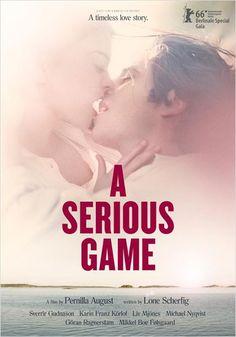 Den allvarsamma leken (A Serious Game) by Pernilla August. #Berlinale Special Gala. Poster.