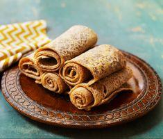 Recept: Injera – Etiopiskt tunnbröd