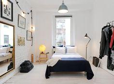 Scandinavian Design Bedroom Furniture Cool