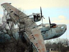 Twitter / LugarEnAbandono: Avión abandonado en Ucrania. ...