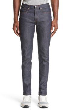 New A.P.C. Standard Regular Fit Jeans ,PURPLE BONNET fashion online. [$210]newtopfashion top<<