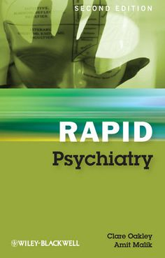 FREE MEDICAL BOOKS: Rapid Psychiatry, Second Edition