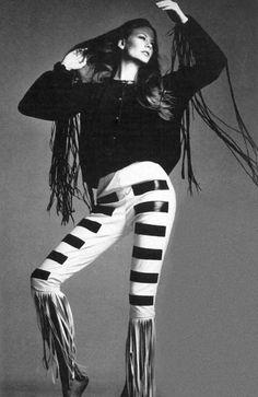 CHARLY photo by Richard Avedon, Vogue, 1970.
