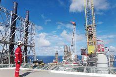 Shell begins review of BG Myanmar assets