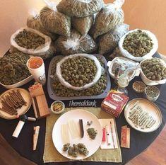sensationelis: Marijuana meal