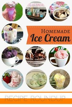 Ice Cream Recipes P3
