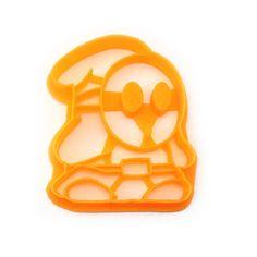 Super Mario Shy-Guy Cookie Cutter