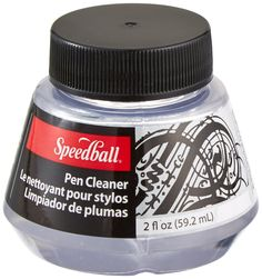 Speedball Art Products SB3159 2Ounce Pen Cleaner -- You can get more details by clicking on the image. (This is an affiliate link)