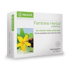 Feminine Herbal Complex, 60 tablets