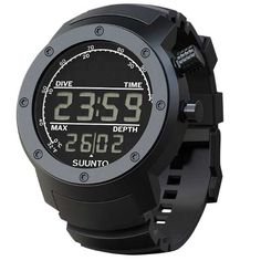 Suunto Elementum Aqua Watch Black