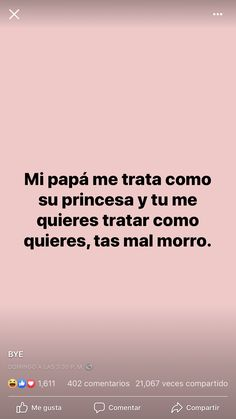 Sad Love Quotes, Real Quotes, Fact Quotes, Funny Quotes, Cute Spanish Quotes, Spanish Memes, Inspirational Phrases, Meaningful Quotes, Diva Quotes