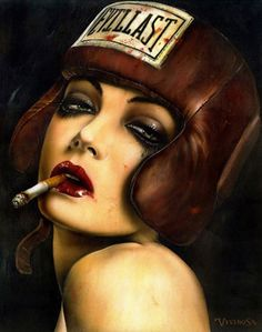 Brian M. Viveros  | Brian M. Viveros: Returning Art To The Unclean @ Last Rites Gallery ...