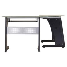 Bramblett L-Shape Computer Desk L Shaped Office Desk, Contemporary Desk, Storage Drawers, All Modern, Office Furniture, Industrial Style, Office Supplies, Home Decor, Decoration Home