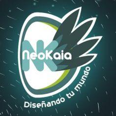 NeoKaia Logos, Blue Prints, Happiness, Culture, Logo