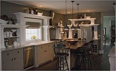 Open shelving in kitchen, Is it right for you?