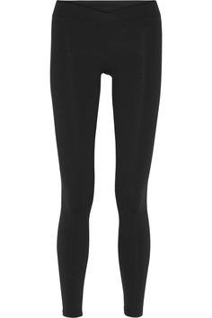 Live The Process|V stretch-Supplex® leggings|NET-A-PORTER.COM