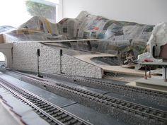 Mijn Alpen modelspoor project ** (gesloopt.....)
