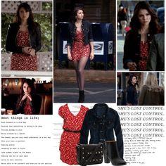 """Elena Gilbert. | The Vampire Diaries."" by sarahutcherson on Polyvore"