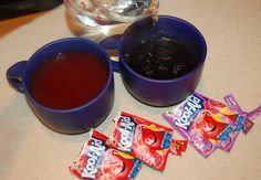 Kool-Aid hair dye...how to for dark hair. YES THIS WORKS!! More