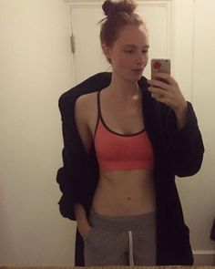 Instagram media by jessedecore - Shameless Friday selfie - Shooting sports bras and the client gives you trackies and a fluffy robe 👌🏻😎 now to get back to doing some sport.... . . . . . . . . #shamelessselfie #selfie #mirrorselfie #sportbra #bts #scruffybun #trackies #comfy #chill #behindthescenes #friday #halfday #body #curves #healthy #gottagetmyabsback #model