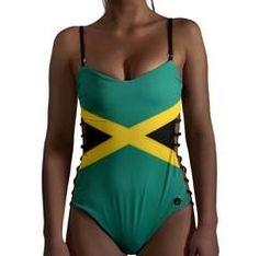 Jamaican Beauty - Monokini