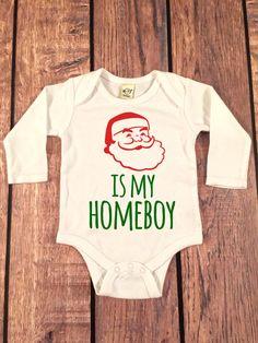Santa I/'ve Been GOODish Christmas Girl Boy Newborn Kids T-shirts Onepiece NEW