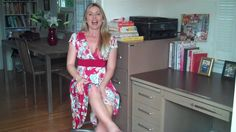 Stiletto Quickie: Workout in a Chair w/ Laurel House