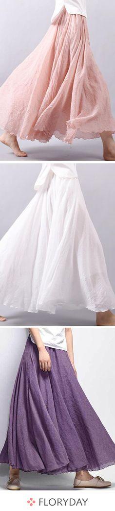 23 ideas sewing skirts vintage ideas for 2019 Skirt Fashion, Fashion Dresses, Mode Boho, Dress Tutorials, Dress Picture, Dressing, Vintage Skirt, Mode Style, Pattern Fashion