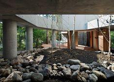 Residence of Daisen guest house by Keisuke Kawaguchi+K2-Design