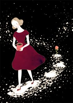 The Lovely Illustrations of Hana Jang