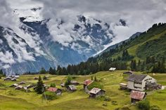 Swiss Alps