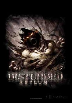 Disturbed - Big Fade Asylum Photo - AllPosters.co.uk