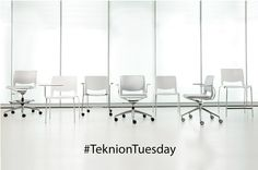 It's ‪#‎TeknionTuesday‬! Variable® multi-purpose seating provides a collection of common chairs for varied applications, at a competitive price value. Call Chase today at: 1-877-922-0118.