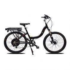 ProdecoTech Stride 500 B 8 Speed Electric Bicycle Samsung Li-Ion, Satin Black, Size Car Bike Rack, Car Racks, Full Suspension Mountain Bike, R White, Beach Cruiser Bikes, Bike Brands, Cycling Accessories, Electric Bicycle, Outdoor Recreation